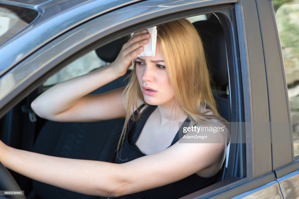 hot during a heat wave : Stock Photo