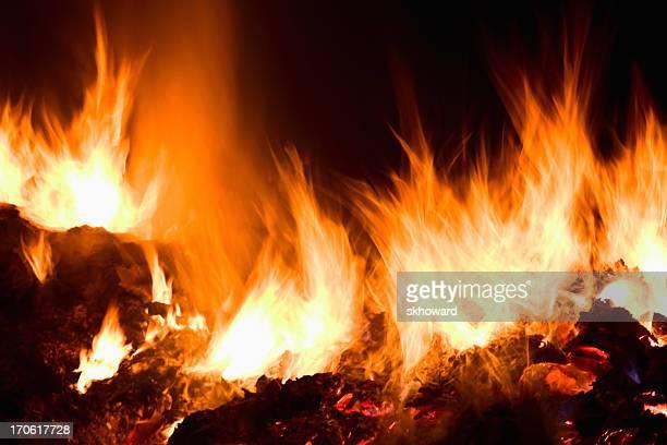 Heiße Feuer