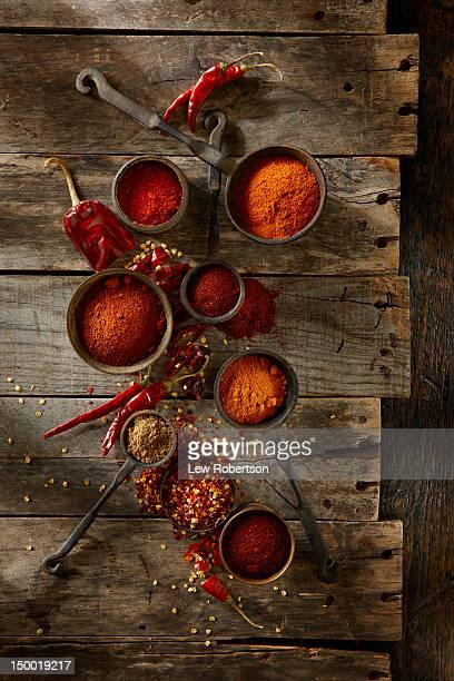 Hot Mexican Spices
