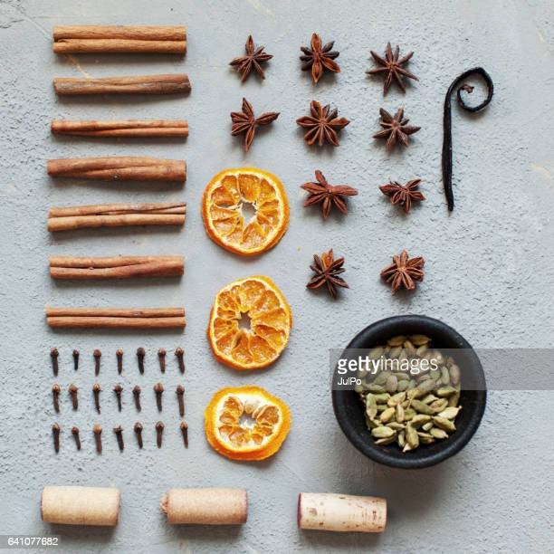 hot mulled wine - food dressing stock pictures, royalty-free photos & images