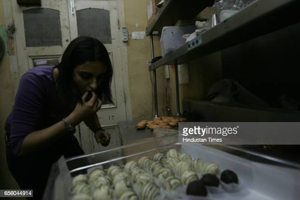 Hot New Careers Occupation Hospitality Kainaz Messman Pastry Chef of Theobroma Bakery and Restaurant at Colaba