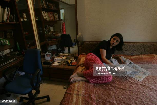 Hot New Careers Occupation Hospitality Kainaz Messman Pastry Chef of Theobroma Bakery and Restaurant at her residence
