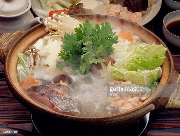 Hot pot dish