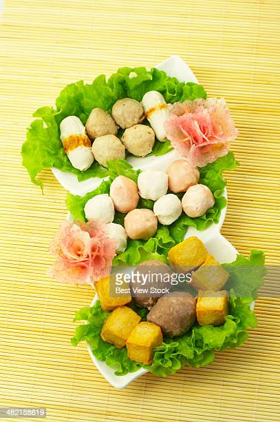 Hot pot dishes,all kinds of meatball