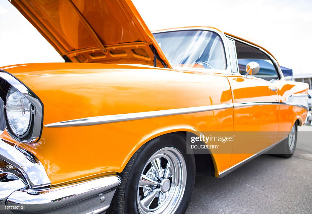 Hot Rod Car : Stock-Foto