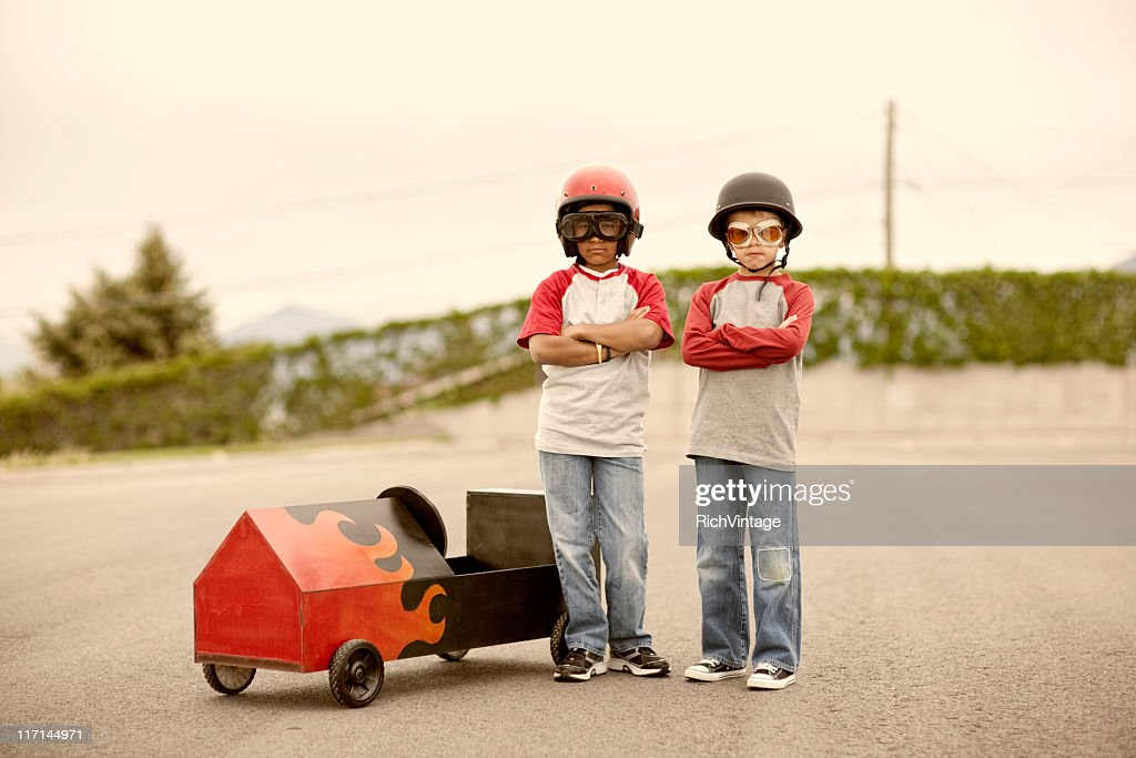 Hot Rodders : Stock Photo
