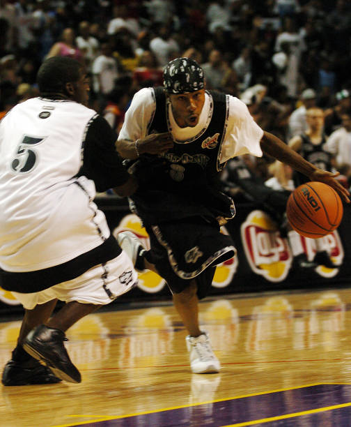 2004 and1 mix tape tour team and1 vs phoenix hot sauce of team and1 in action against and1 phoenix during the 2004 and1 mix tape voltagebd Image collections