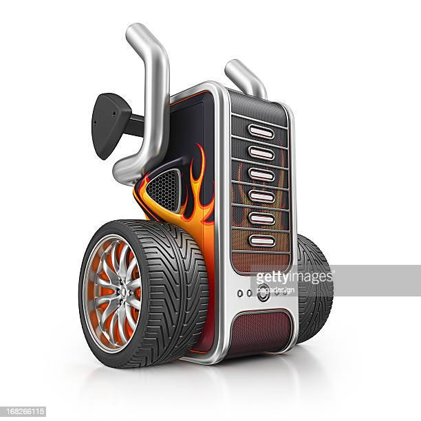 hot server