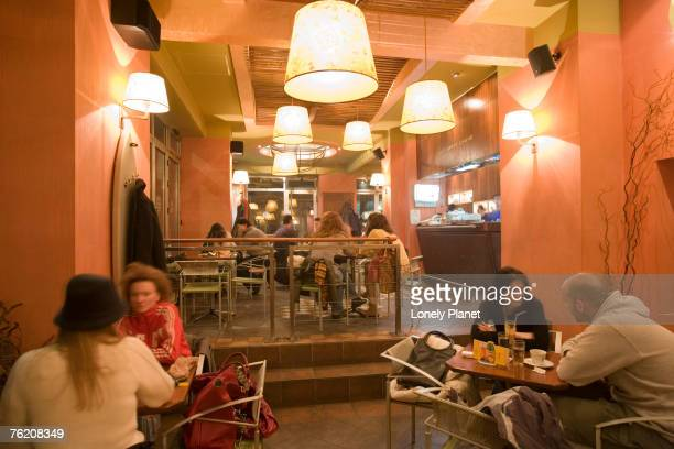 Hot Spot Cafe, Belgrade, Serbia, Europe