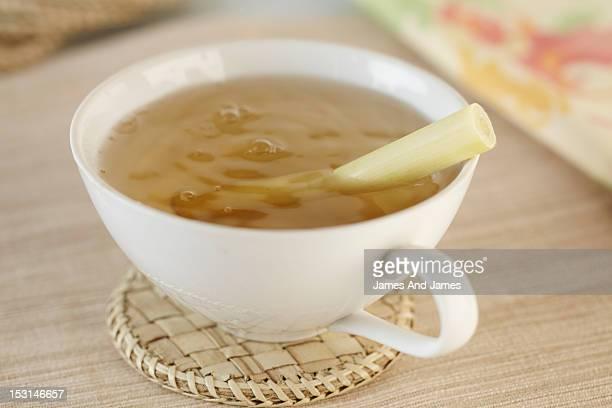 Hot Tea with Lemongrass