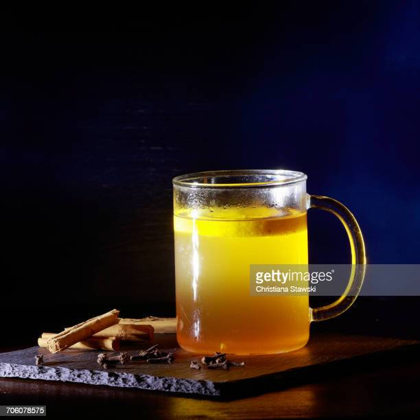 Hot Toddy - Winter Cocktails
