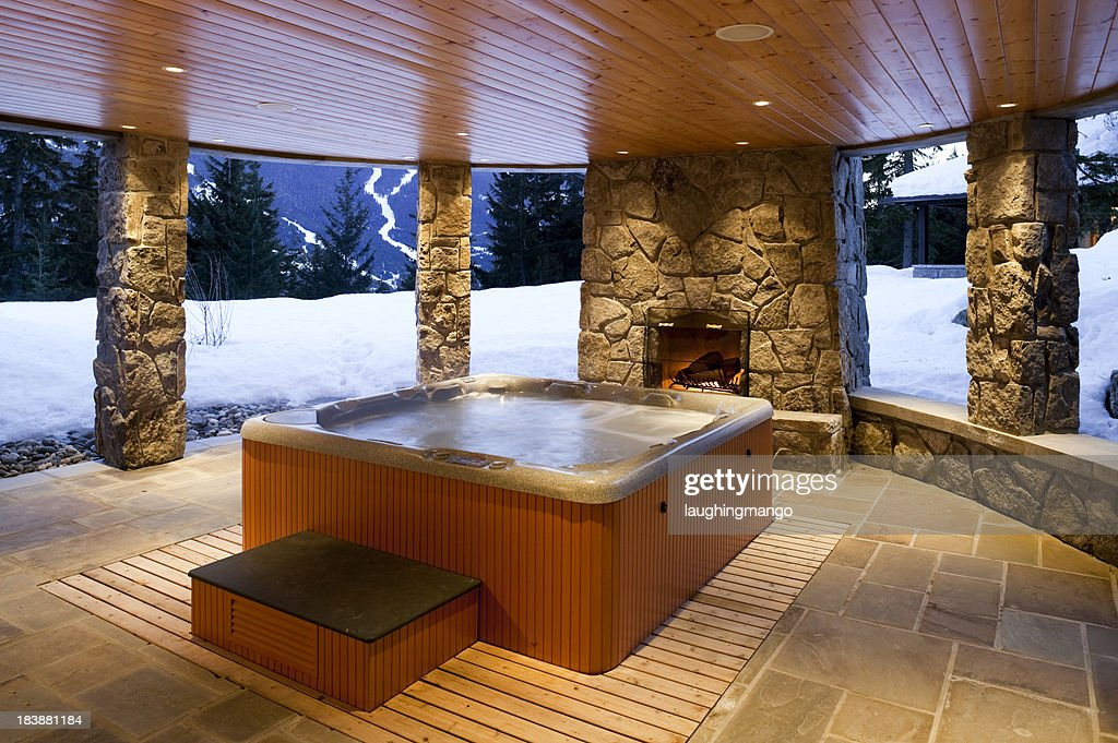 Hot Tub Stock Photos and Pictures | Getty Images