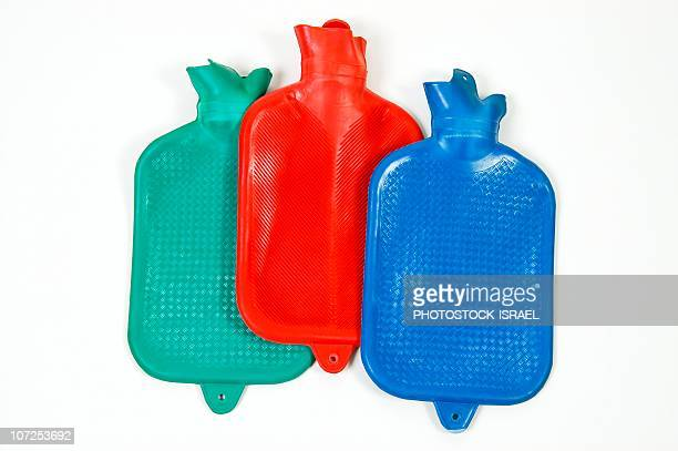 hot water bottles - photostock stock pictures, royalty-free photos & images