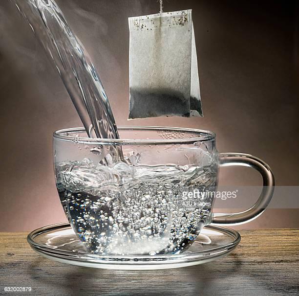 hot water tesbag