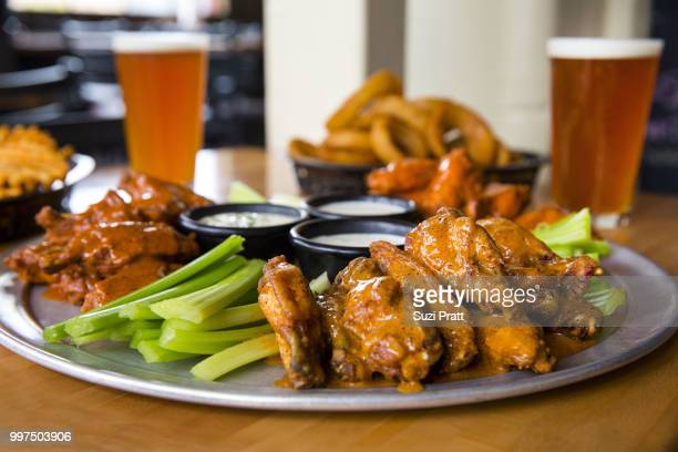 Hot Wings and Beer