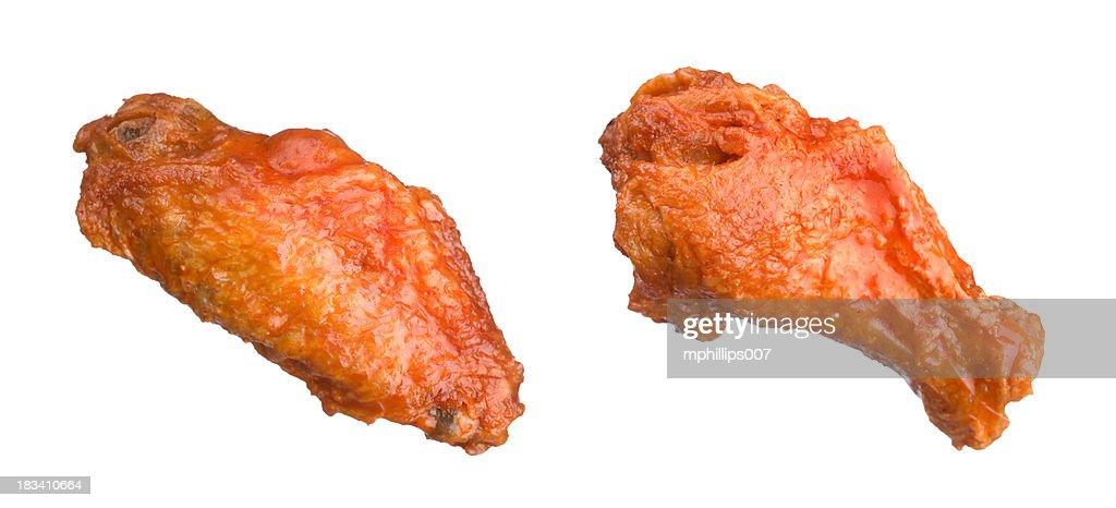 Hot Wings : Stock Photo