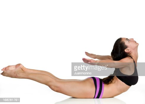 hot yoga pose stock photo  getty images