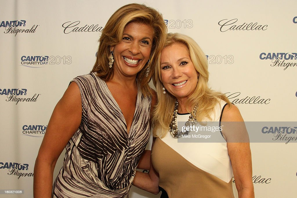 Annual Charity Day Hosted By Cantor Fitzgerald And BGC - Cantor Fitzgerald Office : News Photo