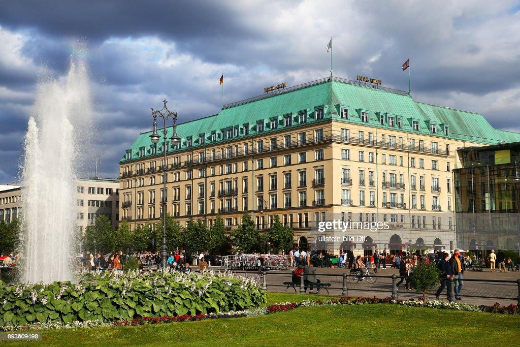 Restaurant Hotel Adlon Berlin