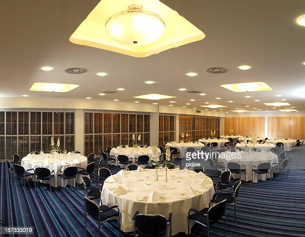 hotel ballroom - ballroom stock photos and pictures