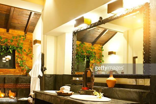 Hôtel avec salle de bain