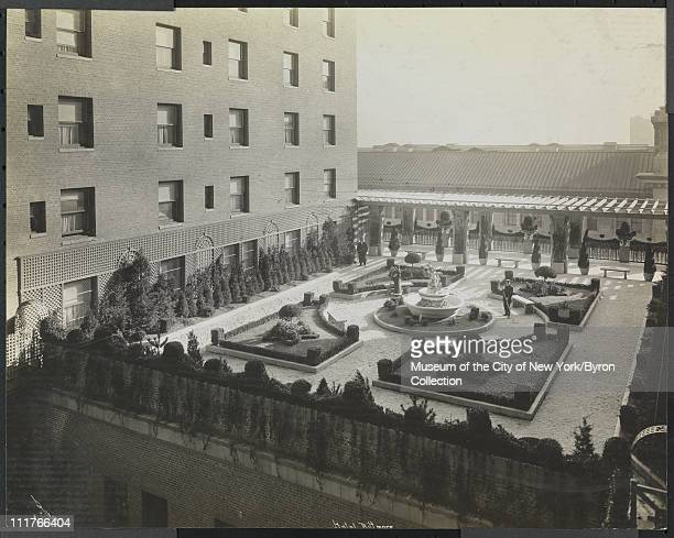 Hotel Biltmore New York New York early to mid 1910s