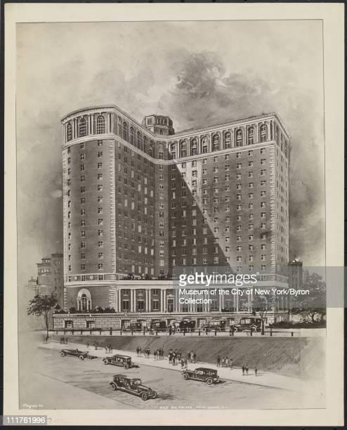 Hotel Biltmore Providence RI New York New York 1922