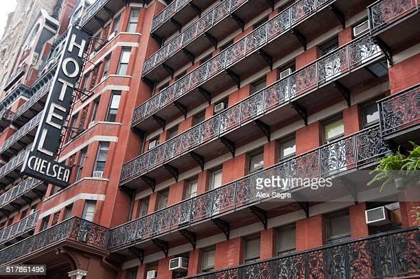 Hotel Chelsea, New York City, USA