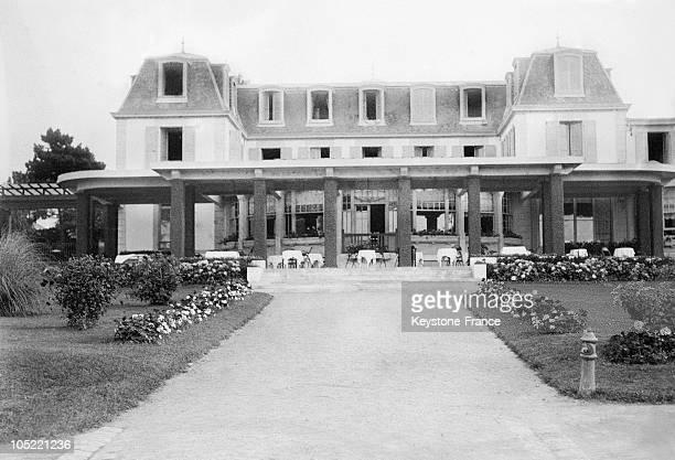 Hotel De La Mer Dinard 19301935