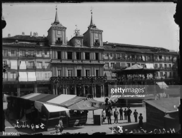 Hotel de Ville/Segovie between 1900 and 1919