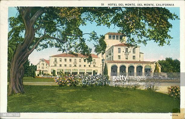 Hotel Del Monte California 1943