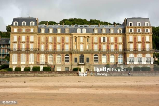 Hotel des Roches Noires. 1866. Trouville-sur-Mer. France.