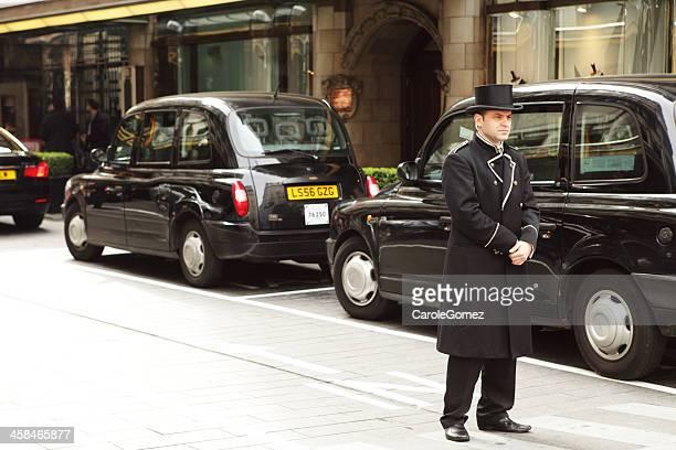 Hotel Doorman in London