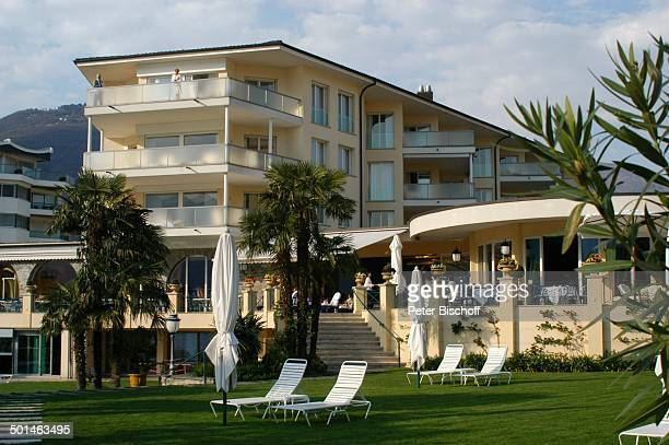 Hotel 'Eden Roc' Ascona am Lago Maggiore Schweiz Europa Reise BB DIG PNr 478/2006