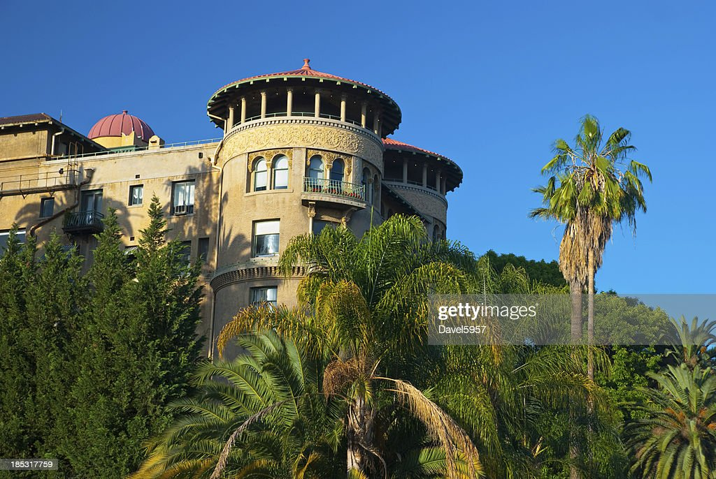 Hotel Green in Pasadena : Stock Photo