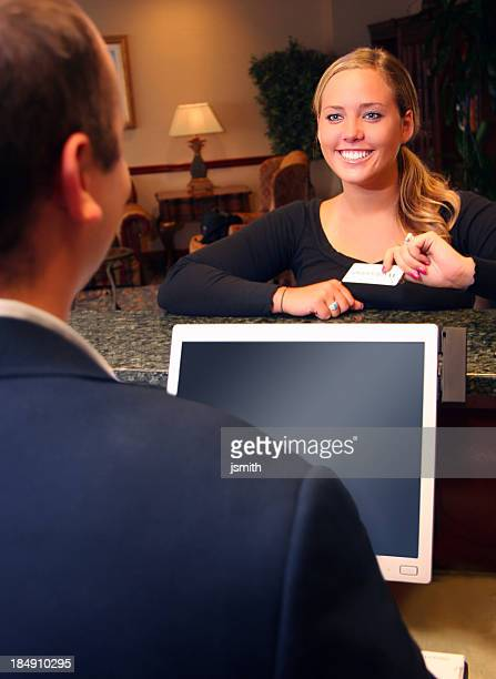 Hotel Guest Smile