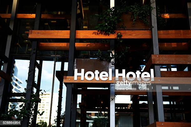 Hotel Hotel has 68 rooms they are Cosy Original Creative and Meandering Each one is unique They also manage 39 apartments known as Design Icons...