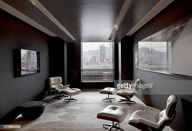 Hotel Icon Eames Lounge Chairs In The Check Out Waiting Room Rocco Yim China Architect