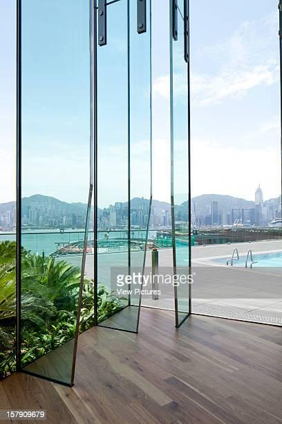 Hotel Icon Gym Rocco Yim China Architect
