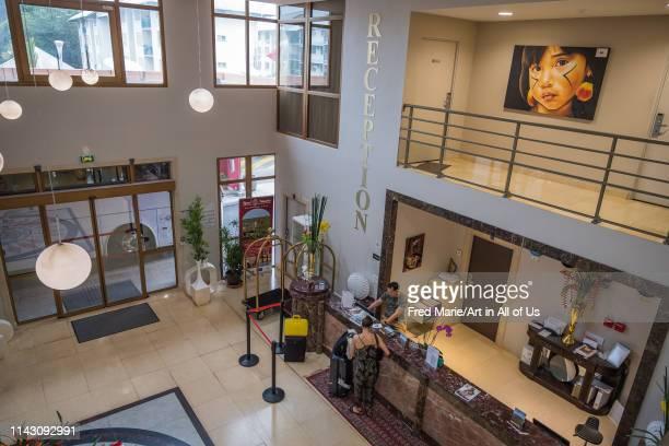 Hotel in Cayenne, Guyana, Cayenne, France on March 17 2018 in Cayenne, France.