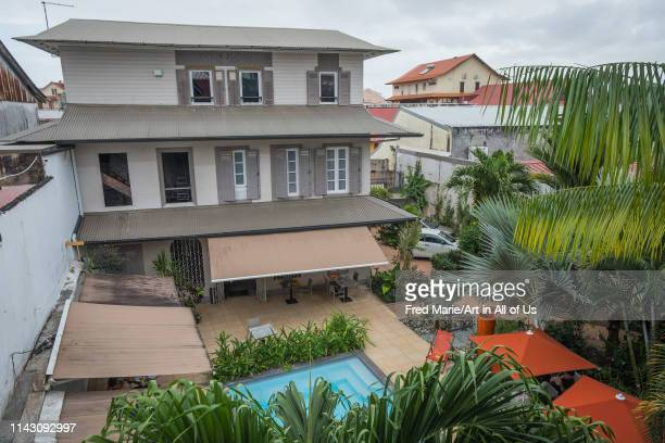 Hotel in Cayenne Guyana Cayenne France on March 17 2018 in Cayenne France