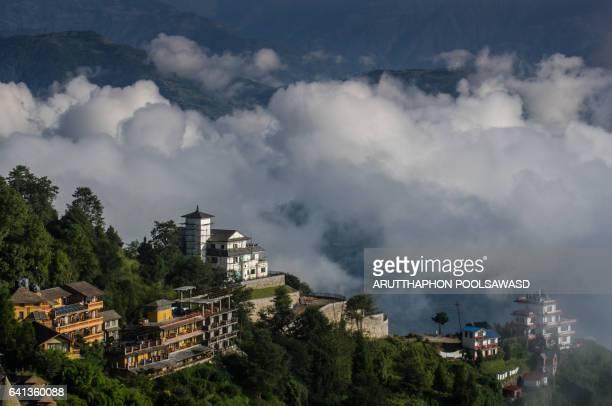 Hotel in Nagarkot , Himalayas Nepal