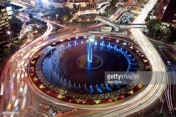 Hotel Indonesia - Jakarta Roundabout (bundaran)