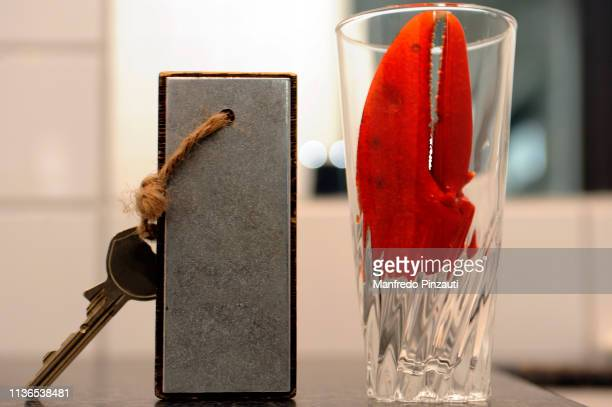 hotel key . - hotel key stock photos and pictures