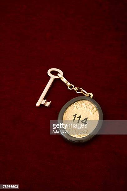 a hotel key - hotel key stock photos and pictures