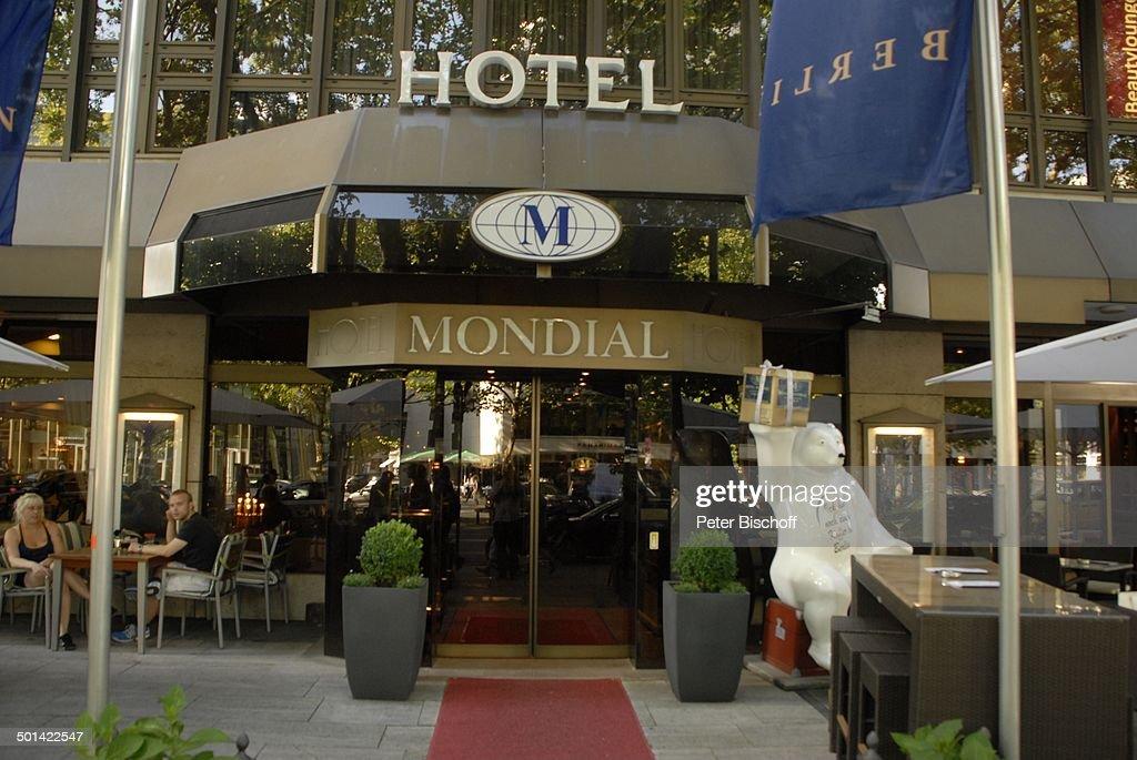 Hotel Mondial Am Kurfurstendamm Berlin Deutschland Europa