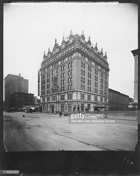 Hotel Navarre Seventh Avenue and 38th Street New York New York 1910