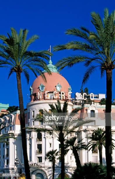 Hotel Negresco in Nice