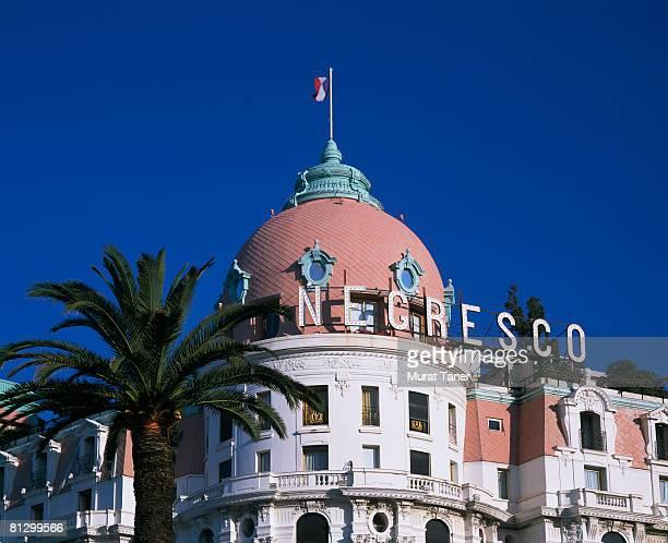 Hotel Negresco. Nice, France