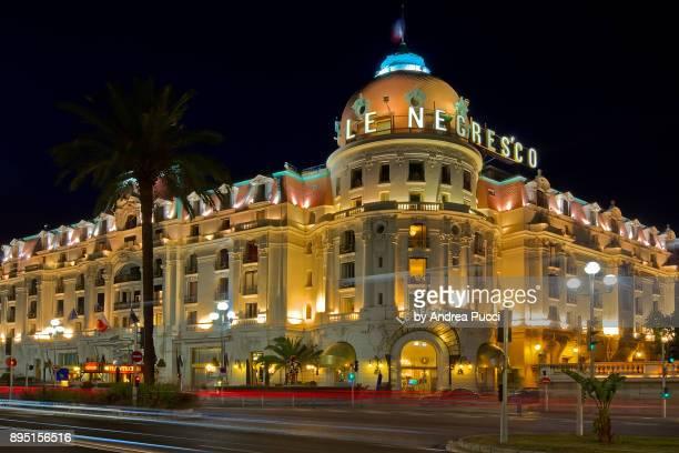 Hotel Negresco, Promenade des Anglais, Nice, Provence-Alpes-Côte d'Azur region, France